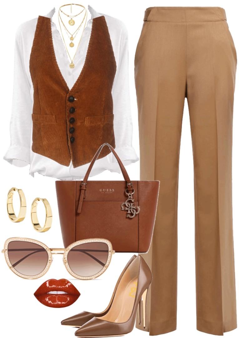 suit vest outerwear