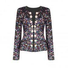 Sequin Spring Jacket