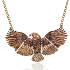 Vintage Eagle Necklace