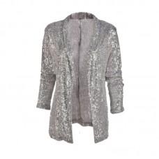 Sequin Blazer Jacket