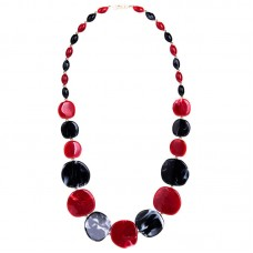 Resin Beads Necklace