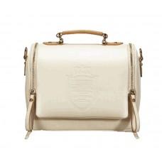 Barrel-Shape Tote Bag